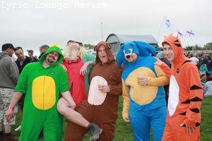 Great Tribute Festival! - Review of Glastonbudget, Melton ...