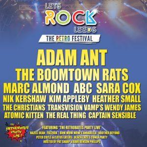 Let's Rock Leeds 2018